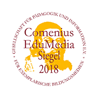 Comenius-EduMedia Siegel 2018